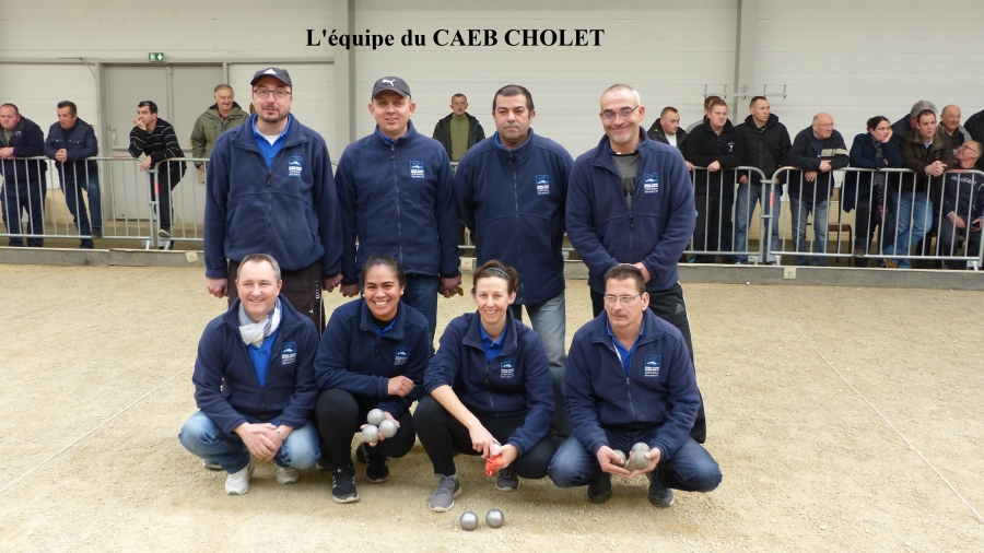 Re: Finales à 4 Sedan : ABC Draguignan - Cholet CAEB - Beaune - Tours Nord