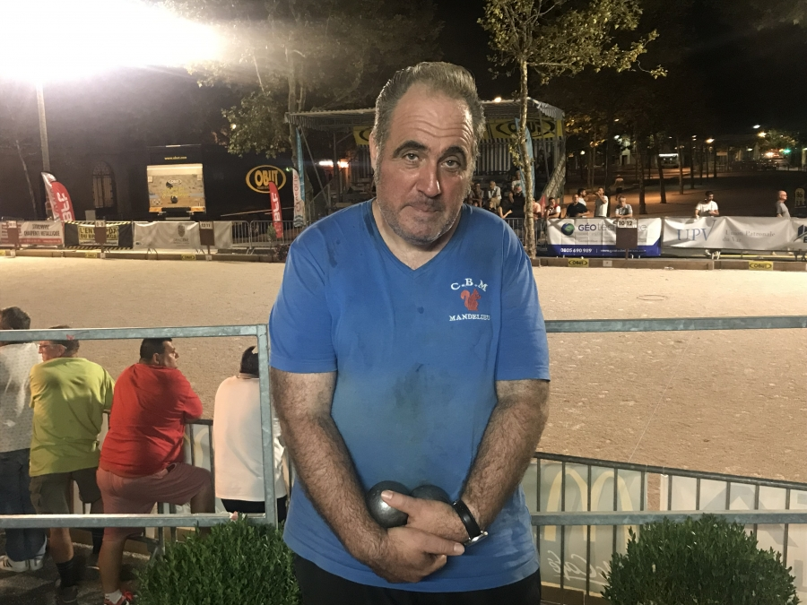 Re: {WEBTV PRO} International à pétanque de Draguignan - 31 août et 1e Sept
