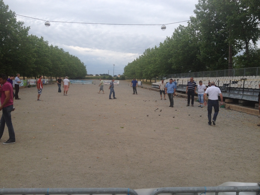 Re: National d'Yzeure à pétanque 13 et 14 juin