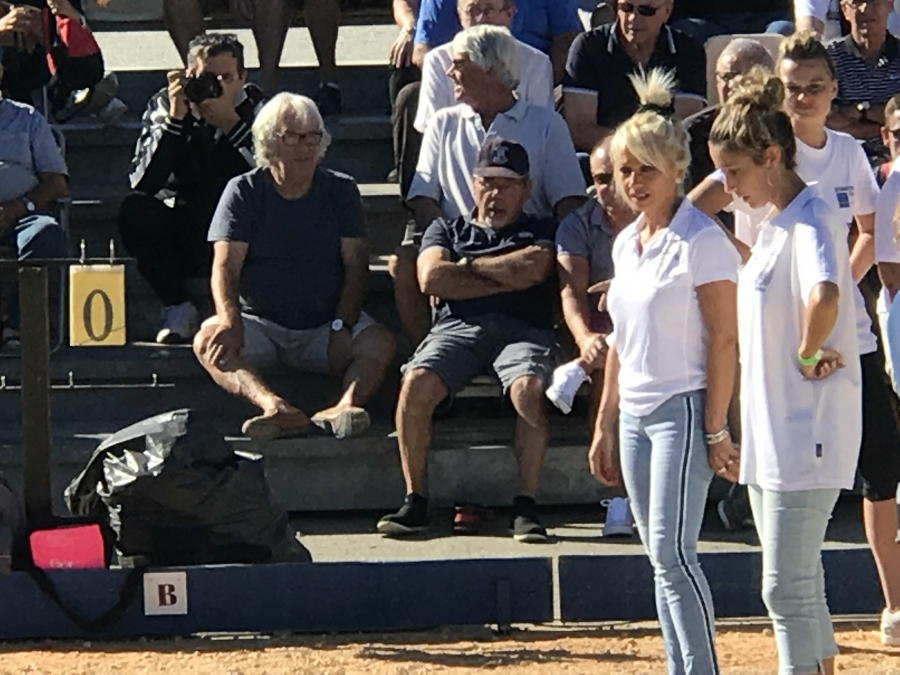Re: [WEBTV] 10ème International à pétanque de la Ville de Bourg-Saint-Andéol - 22/23 septembre