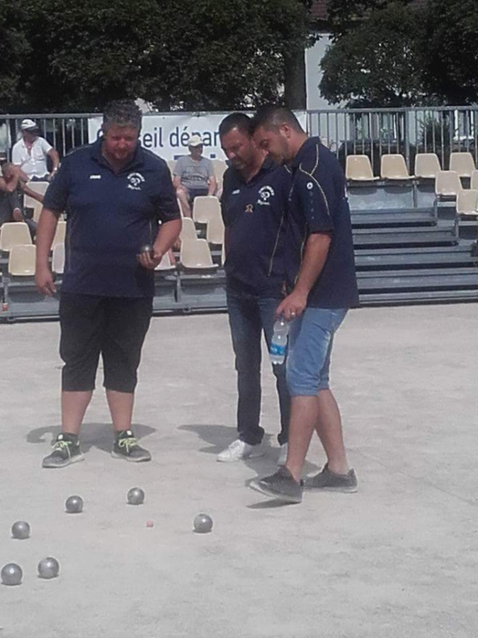 Re: National à pétanque de MULHOUSE - 26 et 27 Aout 2017
