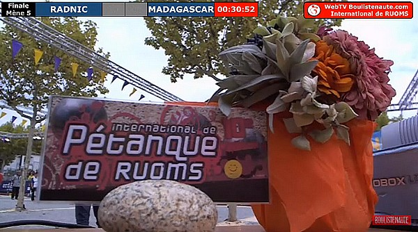 Re: [WEBTV] International à pétanque de Ruoms - 15/16 septembre