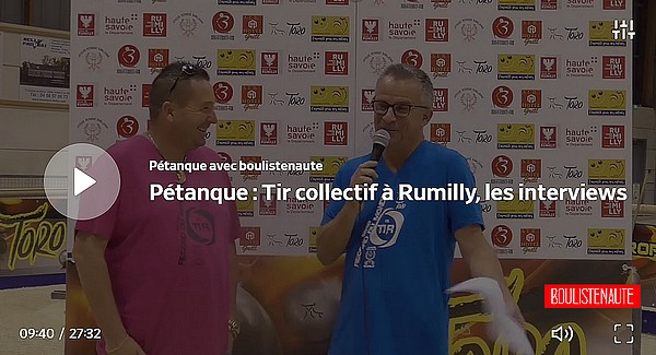 Re: [WEBTV] Tentatives de tir collectif à Rumilly samedi 21 décembre