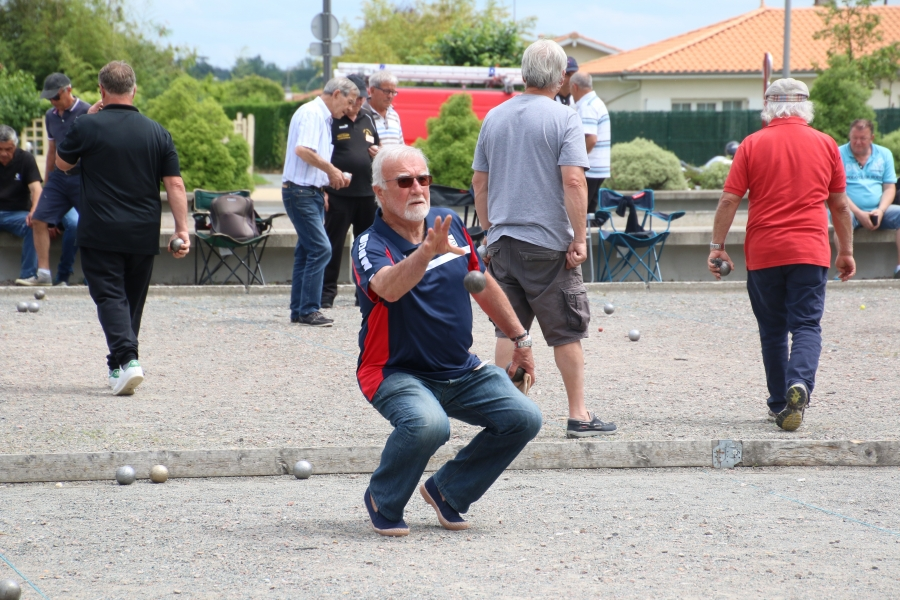 Re: 26ème National à pétanque de Bassens - 2 et 3 juin