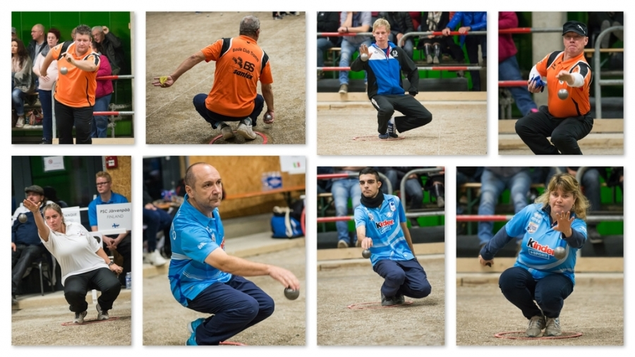 Re: Coupe d'Europe des clubs 28-30 Novembre 2014 - Luxembourg