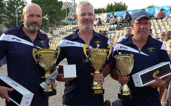 Re: {WEBTV PRO-Qualif'Masters} 41e National de Chalon-sur-Saône - 14 & 15 septembre