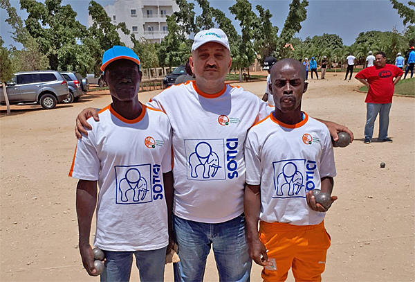 Re: [WEBTV] Tournoi international - Les 72h de pétanque de Saly (Sénégal) les 19, 20 et 21avril