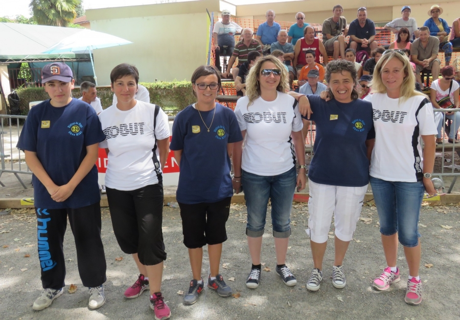 Re: International à pétanque de Salies-du-Salat 25 & 26 Juillet 2015