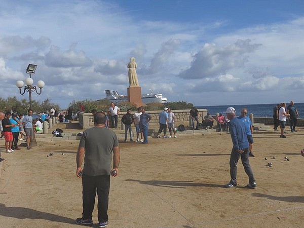 Re: International à pétanque Le Paoli l'Île-Rousse - Qualif'Masters 17 et 18 Septembre 2016