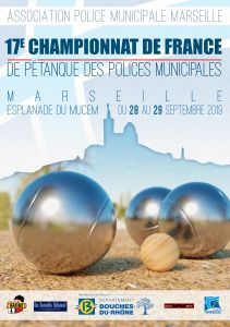 Marseille, Chpt France, Polices Municipales