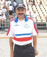 Christian FAZZINO champion sortant 2006