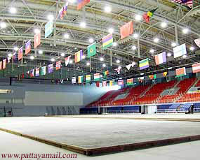 Pattaya Indoor Stadium : lien article source : 'pattayamail.com'