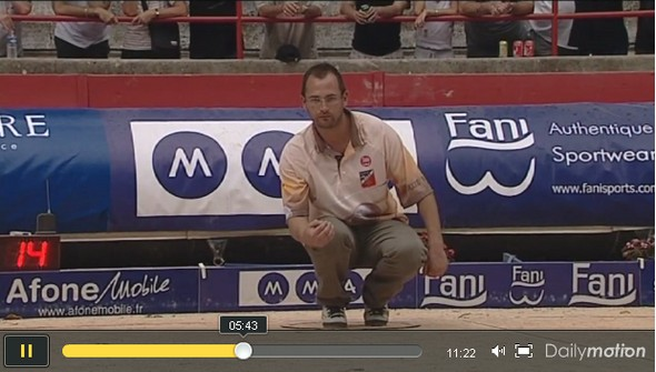 Journal Masters de p�tanque 2011 : Episode 10 (Finale - Beaucaire)