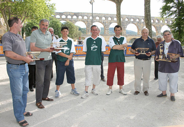 National Pont du Gard 2005