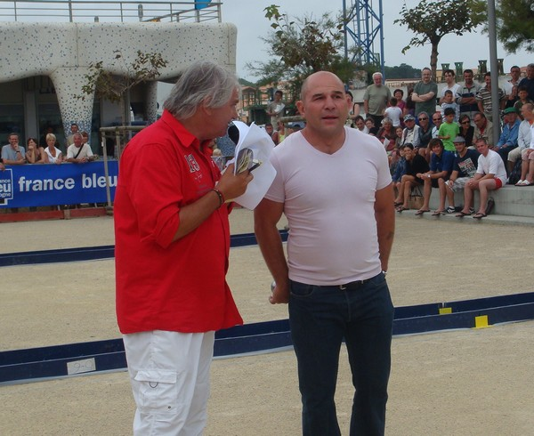 1er Souvenir MARIO FOYOT  Capbreton