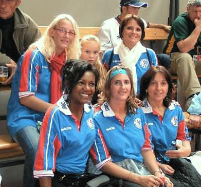 Supportrices de France 2