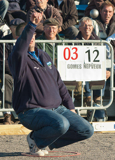 1er National de Dreux 2011