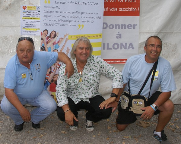 Concours ILONA  St Vincent de Tyrosse (40) 