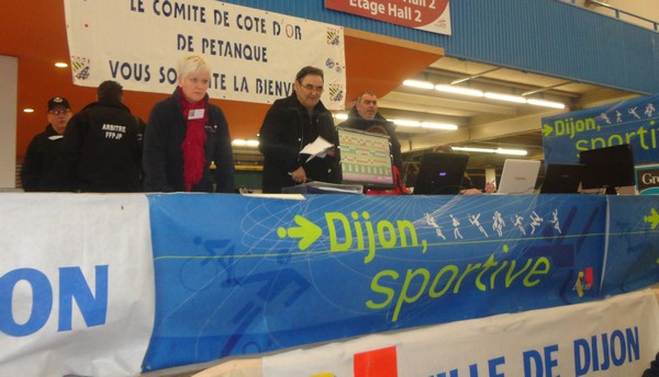 National de Dijon 2013