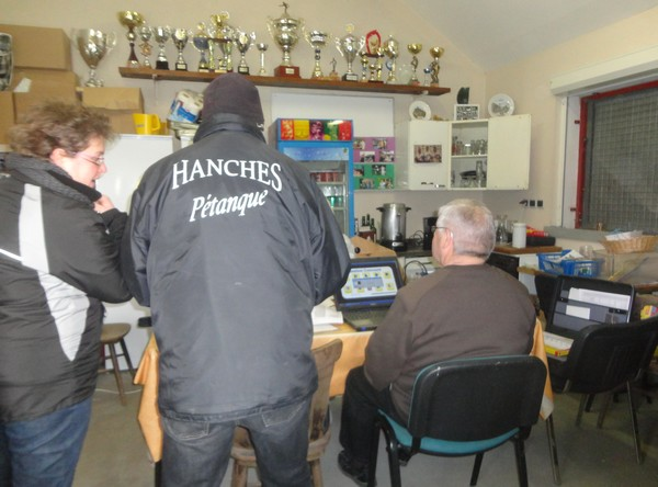 National de Hanches 2013