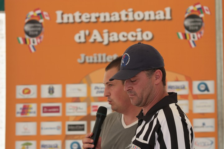 International d�Ajaccio du 11 au 14 juillet 2014 - 8�me �tape PPF -  32