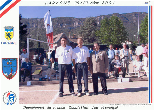 CHAPELLE et ROBERT 2004