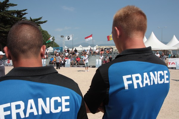 2ème International à pétanque de la Ville d'Ajaccio - Le carré final 14