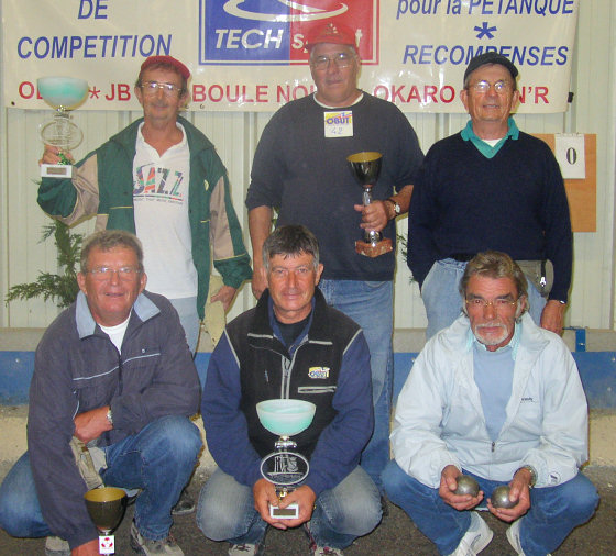 Grand Prix V�t�ran de Parthenay 2006