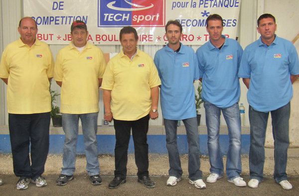 National de Parthenay 2006