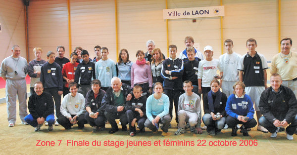 Stage zone 7 à Laon