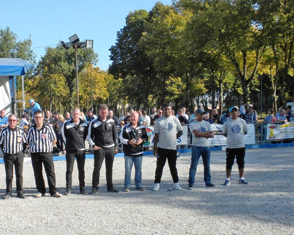 National d'Amiens à pétanque 2017