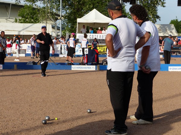 International à pétanque d'Andrézieux-Bouthéon : Vive la France ! 22