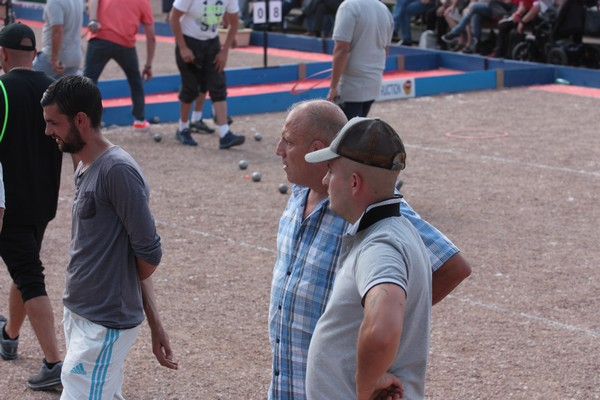 International à pétanque d'Andrézieux-Bouthéon : Vive la France ! 242