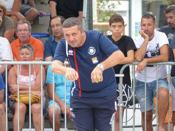 International à pétanque de Draguignan 2019 - Laurent FAUDON