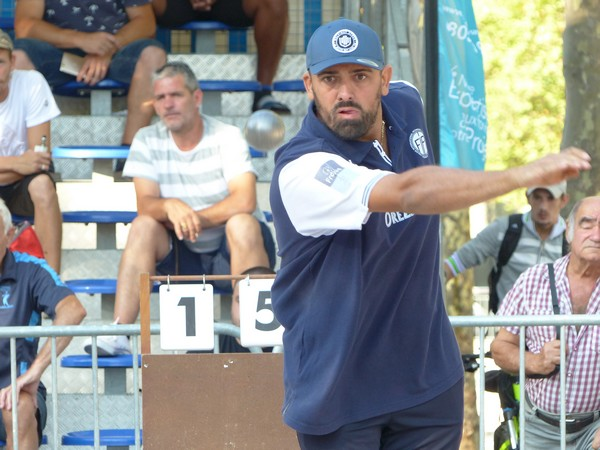 International à pétanque de Draguignan 2019 - Simon CORTES