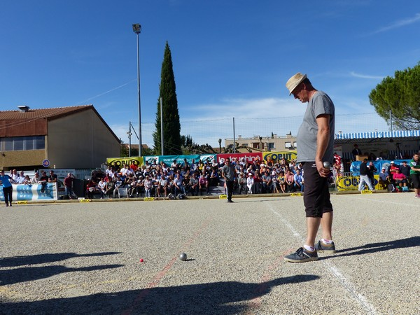 Pétanque : International de l'Olivier 2019 à Nyons - Photo N° 73