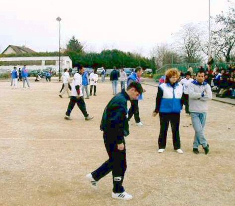 Coupe de France 2003 Zone 6