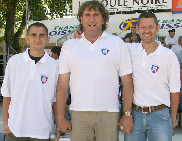 National de Béziers 2008