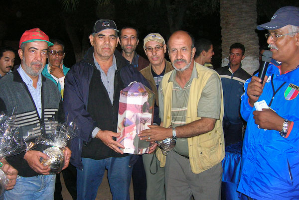 National de Settat 2008