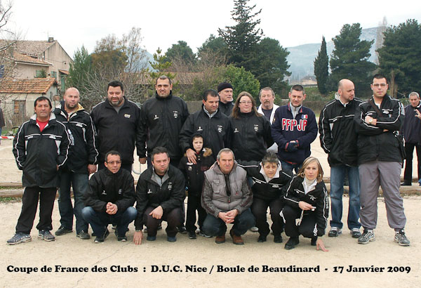 Beaudinard - DUC, zone 2