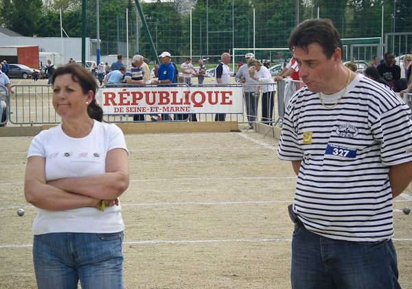 National doublette mixte de Melun 2009