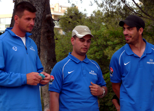 Qualificatif au Championnat de France CD Var à l'ASPTT Toulon