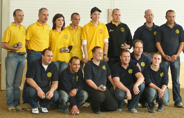 Championnat d'Hollande des Clubs 2010