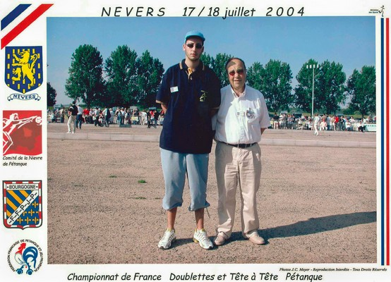 Championnat de France TàT 2004 (Nevers)