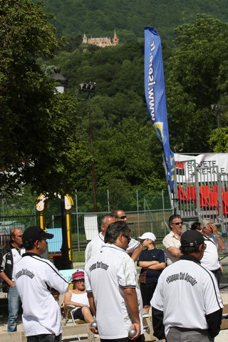1er National Pétanque CUP SASSENAGE