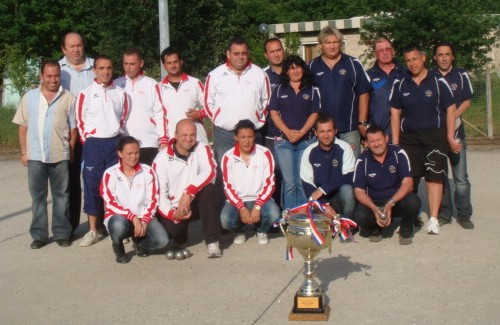 Coupe de France en Gironde
