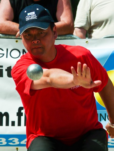 1er International de Draguignan à pétanque