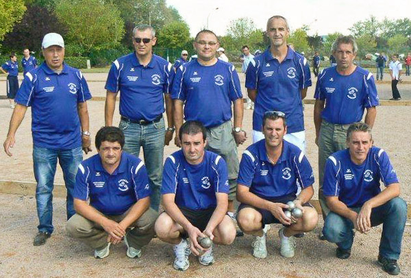 Coupe du Cantal 2010