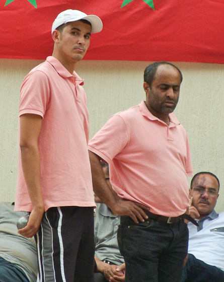 Concours Sporting Club Fassi 2011
