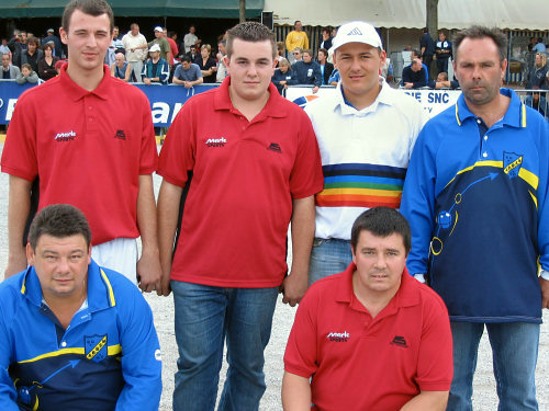 National d'Amiens 2005